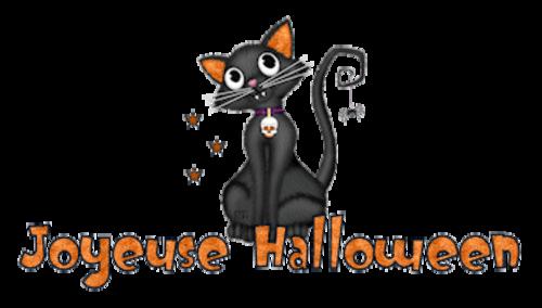 Joyeuse Halloween - HalloweenKittySitting