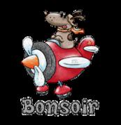 Bonsoir - DogFlyingPlane