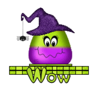 Wow - CandyCornWitch
