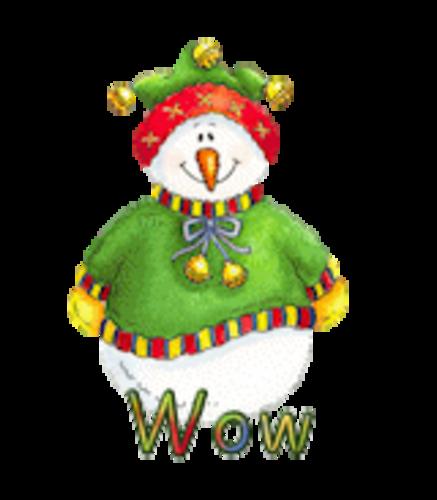 Wow - ChristmasJugler