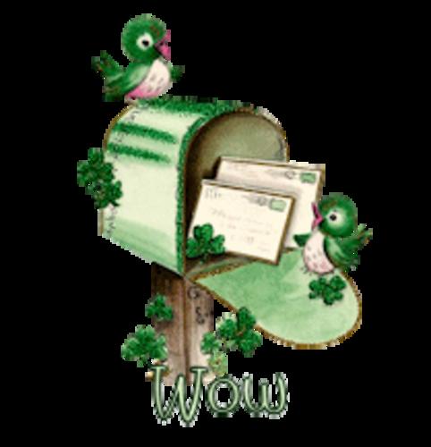 Wow - StPatrickMailbox16