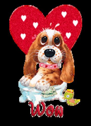 Wow - ValentinePup2016