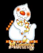 Mummy - CandyCornGhost