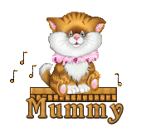 Mummy - CuteKittenSitting