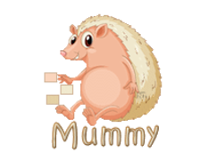 Mummy - CutePorcupine