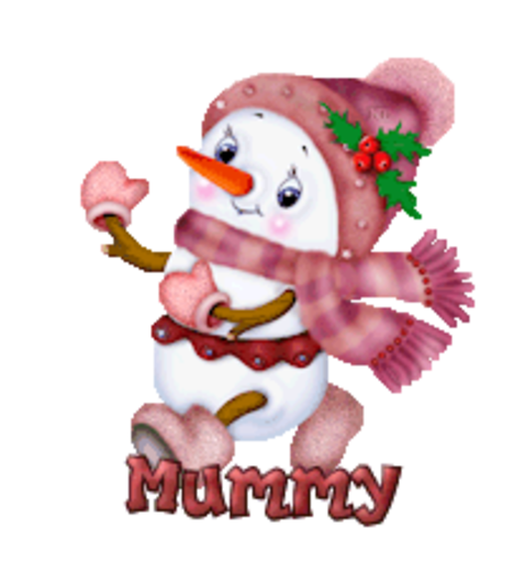 Mummy - CuteSnowman