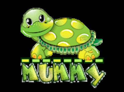 Mummy - CuteTurtle