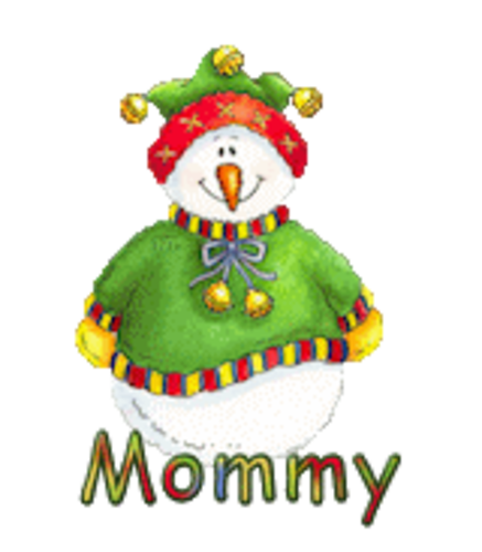 Mommy - ChristmasJugler