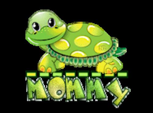 Mommy - CuteTurtle