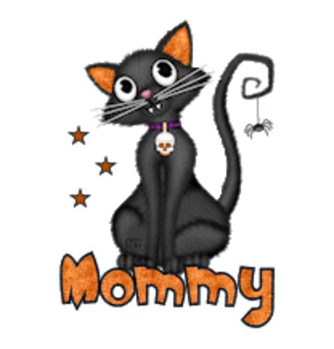 Mommy - HalloweenKittySitting