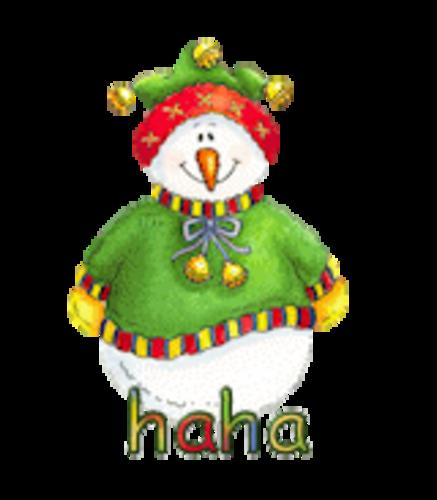 haha - ChristmasJugler