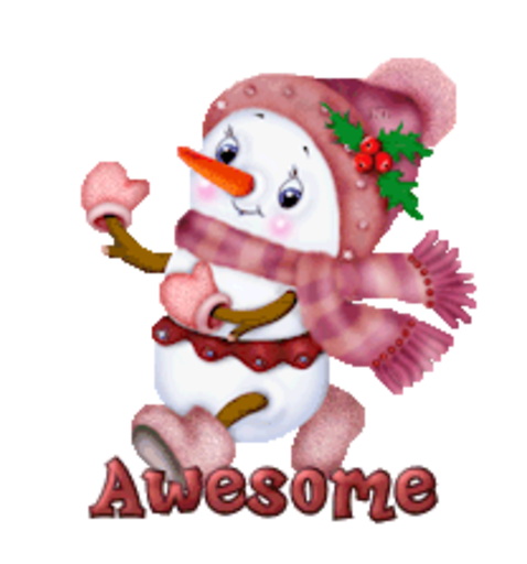 Awesome - CuteSnowman