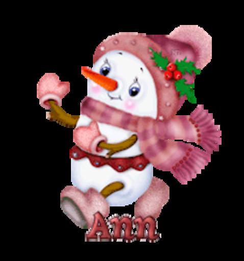 Ann - CuteSnowman