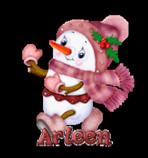Arleen - CuteSnowman