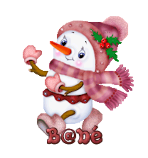 B@be (MC) - CuteSnowman