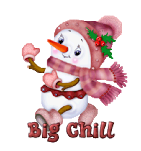 Big Chill - CuteSnowman