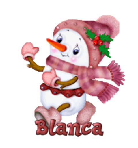 Blanca - CuteSnowman