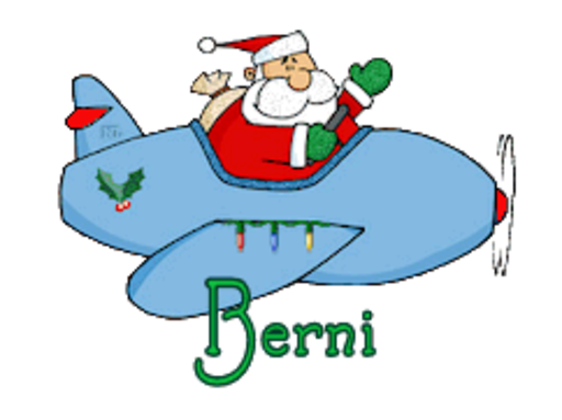 Berni - SantaPlane
