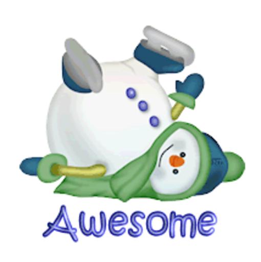 Awesome - CuteSnowman1318