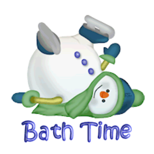 Bath Time - CuteSnowman1318