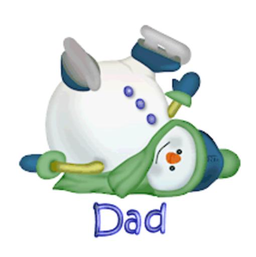 Dad - CuteSnowman1318