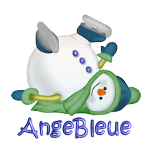 AngeBleue - CuteSnowman1318