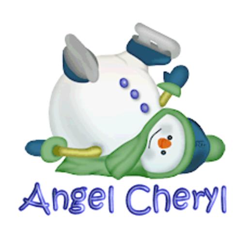 Angel Cheryl - CuteSnowman1318