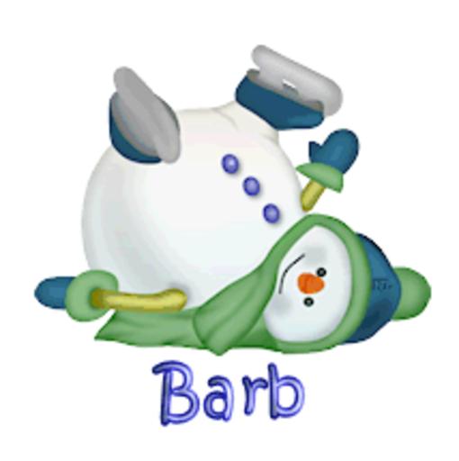 Barb - CuteSnowman1318