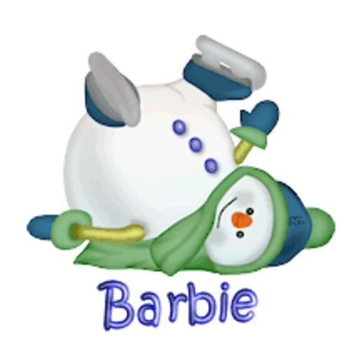 Barbie - CuteSnowman1318