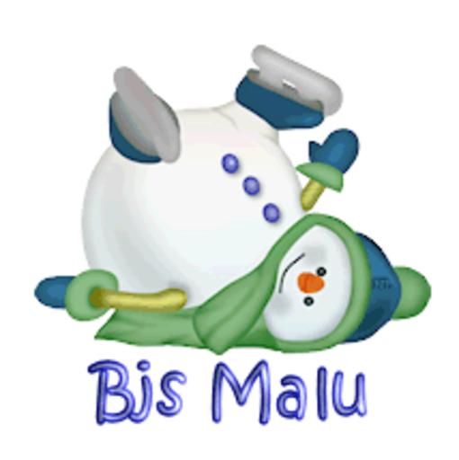Bjs Malu - CuteSnowman1318