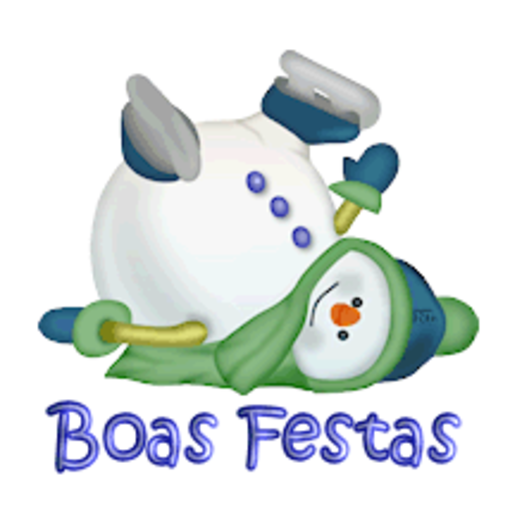 Boas Festas - CuteSnowman1318