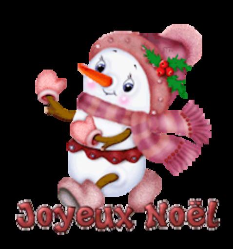 Joyeux Noel - CuteSnowman