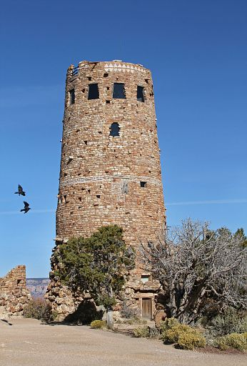 Tower #3 and Ravens