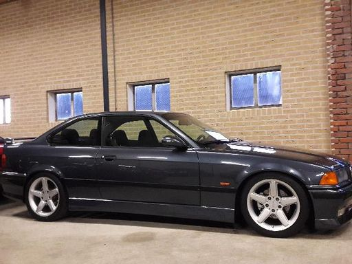 1998 BMW 318 iS Executive AC Schnitzer unieke auto.
