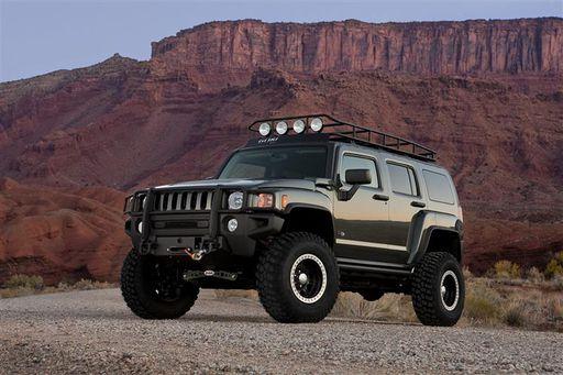 2010 Hummer H3 Moab