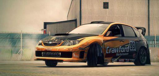 Subaru Impreza Crawford Performance Gymkhana Series III [GH]