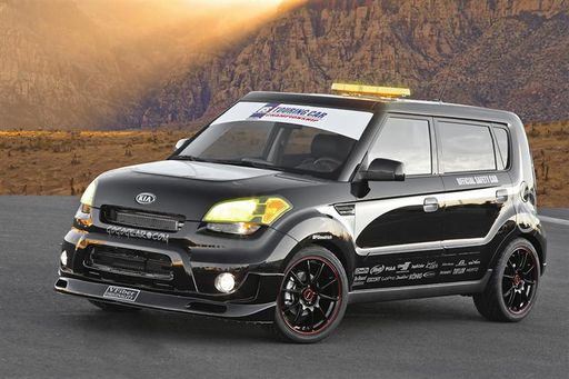 2010 Kia Soul Safety Car