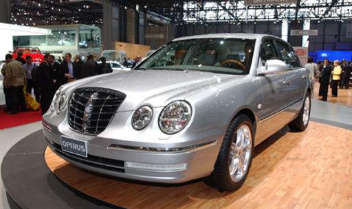 2003 Kia Opirus