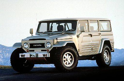 1999 Toyota Retro Cruiser