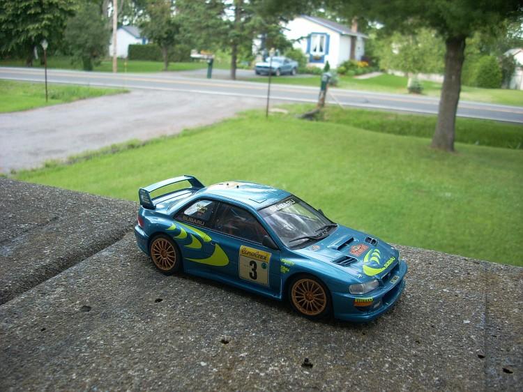 subaru rally Model001-vi