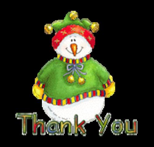 Thank You - ChristmasJugler