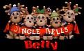 Betty Reindeers Jingle Bells