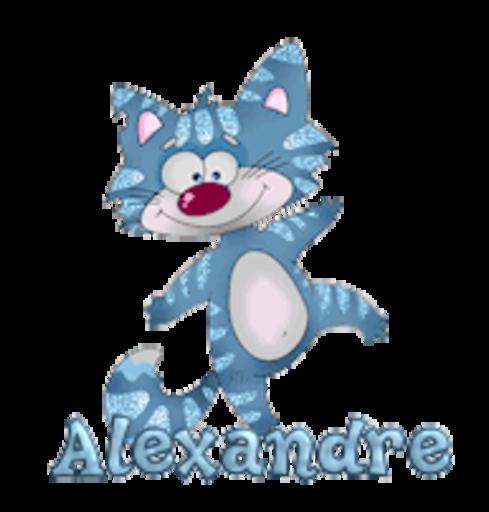Alexandre - DancingCat
