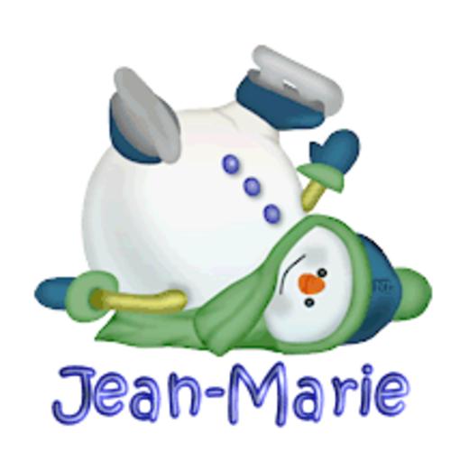 Jean-Marie - CuteSnowman1318