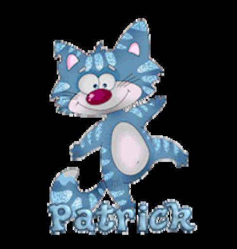 Patrick - DancingCat