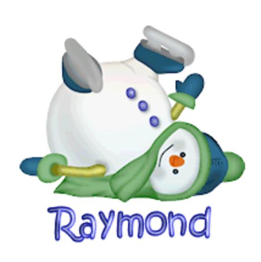 Raymond - CuteSnowman1318