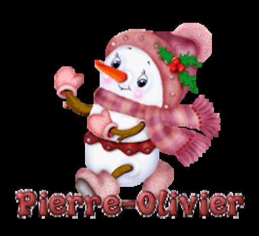 Pierre-Olivier - CuteSnowman