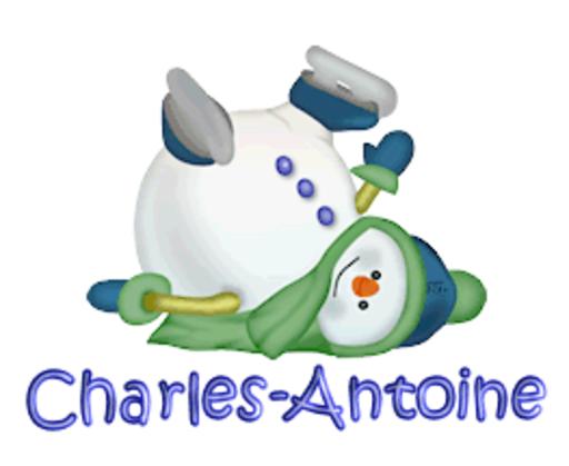 Charles-Antoine - CuteSnowman1318