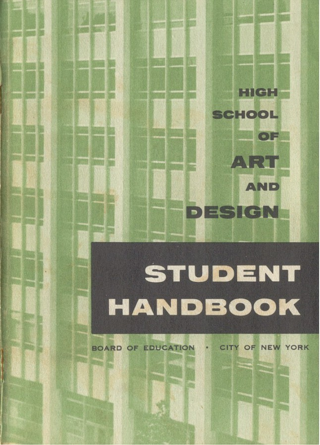 Student Handbook Front Cover Outside001
