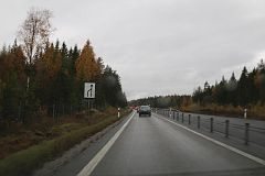 Route 25 Vaxjo to Ljungby 2016 October 24 (4)